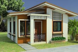 Contemporary Small House Amusing Small Houses Design Home Design  Contemporary Small House Floor Plans