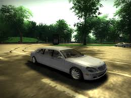 Mercedes-Benz S600 (Limousine) by GOLF | Need For Speed Most ...