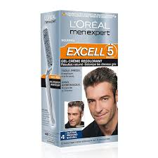 l oréal paris men expert excell 5 hair colour 4 dark deep blond fr feelunique