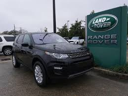 land rover 2018 black. 2018 land rover discovery sport se 4wd narvik black, metairie, la black