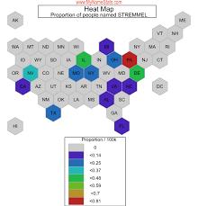 STREMMEL Last Name Statistics by MyNameStats.com