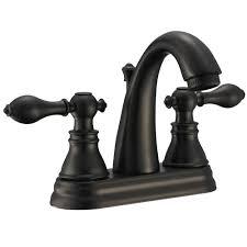 Bathroom Faucet Oil Rubbed Bronze Finish