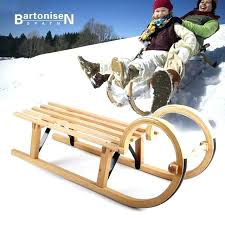 wood sled kids s snow with beech gift for decoration board antique vintage wooden flexibl wooden sled snow antique sleds