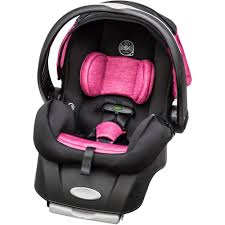 car seats for baby girls evenflo advanced embrace dlx infant car