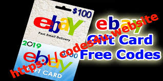free itunes gift card code best of how to get free ebay gift card ebay gift