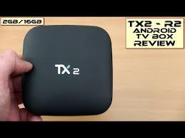 TX2 - R2 Android TV <b>Box</b> (2GB/16GB): Review - YouTube