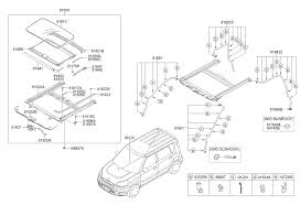 Floor wiring 2012 kia soul parts diagram 9191511 electrical