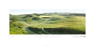 royal troon golf club no 8