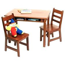 kids wood table and chairs wooden chair set child luxury furniture s montreal griffintown