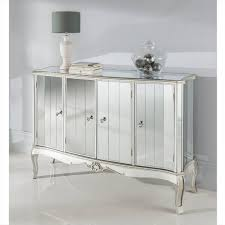 delightful mirror sassari mirrored sideboard venetian glass furniture for white mirrored sideboard
