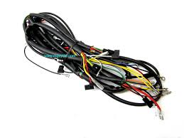 wiring mg cycle, moto guzzi parts and accessories available online main wiring harness 1969 firebird at Main Wiring Harness