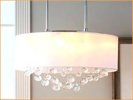 chandeliers with drum shades cool drum shade chandeliers shades of light on chandelier with at crystals