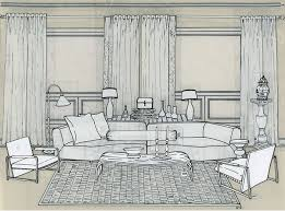 Interior Design Drawing Templates ezdecorator interior design tools