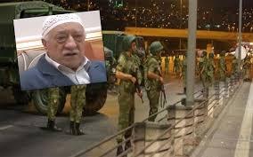 Image result for gülen darbe