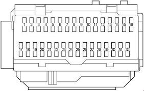 lexus es350 fuse box most uptodate wiring diagram info • 2006 2012 lexus es 350 xv40 fuse box diagram fuse diagram rh knigaproavto ru lexus es 350 fuse diagram lexus is250 fuse box diagram