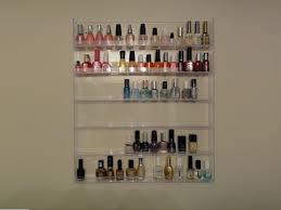 acrylic nail polish display rack