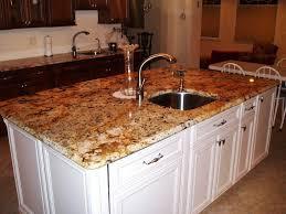 Kitchens With Island Sinks Design Ideas Standard Kitchen Stunning