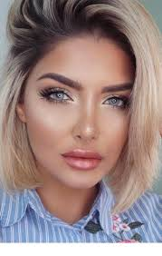 cute makeup for blonde by pins for las on september 16 2018 0