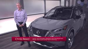 Wat vehicle is the nissan p33a : 2021 Nissan Rogue Press Kit
