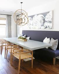 Modern Breakfast Nook Set Diy Kitchen Nook Nook Kitchen Sunny - Dining room corner bench