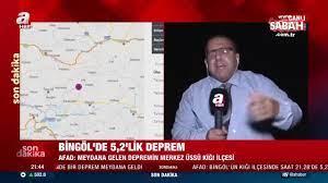 Son dakika haberi: Bingöl'de çok şiddetli deprem! A Haber muhabiri olay  yerinden aktardı | Video videosunu izle