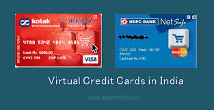 virtual credit card create instantly