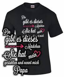 T Shirt Papa Tochter Vater Spruch Sprüche Dieses Mädchen Hat Mein