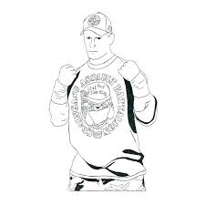 Wwe Coloring Pages Wwe Coloring Pages 2018 Coloring Book Page