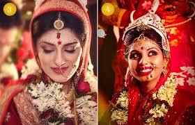 the bengali bridal look