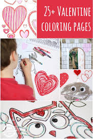Be my valentine this coloring sheet features a pair of valentine angels sitting in the clouds and is perfect for valentine's day. 25 Valentine Coloring Pages For Kids Print Play