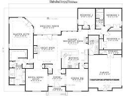 4 bedroom ranch floor plans elegant simple 3 bedroom house plans 4 bedroom house floor plans