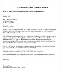donation receipt letter templates donation receipt letter kays makehauk co