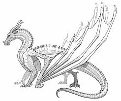 Coloring Pages Free Printable Dragon Coloring Pages For Kids