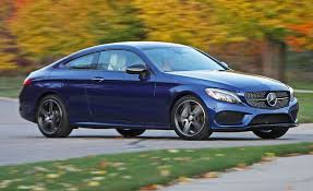 2017 Mercedes-Benz C300 Coupe 4MATIC Test | Review | Car and Driver