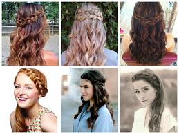 Layered Braids Hairstyles Half Up Half Down Wedding Day Hairstyles Hair World Magazine