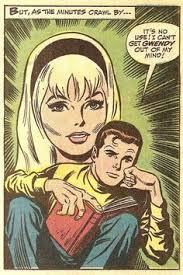 Image result for peter parker and gwen stacy comic