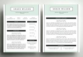 Examples Of 2 Page Resumes Two Page Resume Examples Of Resumes shalomhouseus 25