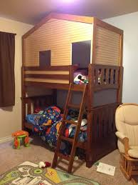 cool bunk bed fort. Our New Bunk Bed Fort. Bed, Wainscoting And A Little Lumber. 9 Cool Fort O