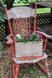 562 best CHAIRS/ FLOWERS/PLANTERS images on Pinterest | Old chairs, Floral  and Floral arrangements