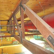 Designs For Glued Trusses Structure Magazine Timber Truss Bolted Connection Repair