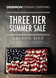 July 4th and Summer Sales