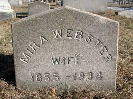 Myra Webster Richards (1855-1934) - Find A Grave Memorial