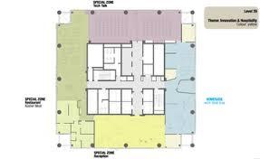 google office tel. floor plan level 29 google office tel