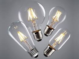 Retro Led Bulb E27 Types 4w 6w 8w With Free Delivery