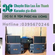 Chuyên Dàn Loa Âm Thanh Karaoke Gia Đình Tại Hà Nội - 28 Photos -  Electronics -