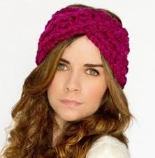 Crochet Patterns For Headbands