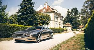Is The Aston Martin Virage Shooting Brake The Ultimate Collector Car Classic Driver Magazine