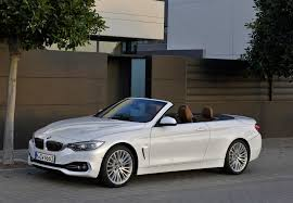 BMW Convertible 4 series bmw convertible : BMW 4 Series Convertible revealed; 420d, 428i, 435i | PerformanceDrive