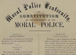 Image result for morality police