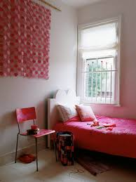 Simple Girls Bedroom Simple Girl Room Decor With Love Ornaments And Pink Bedcover